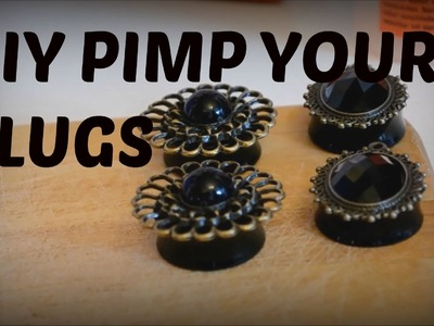 DIY PIMP YOUR PLUGS | Laura He