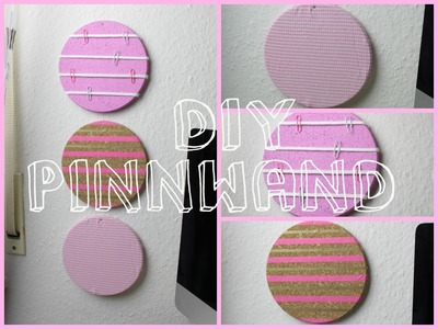 DIY Pinnwand