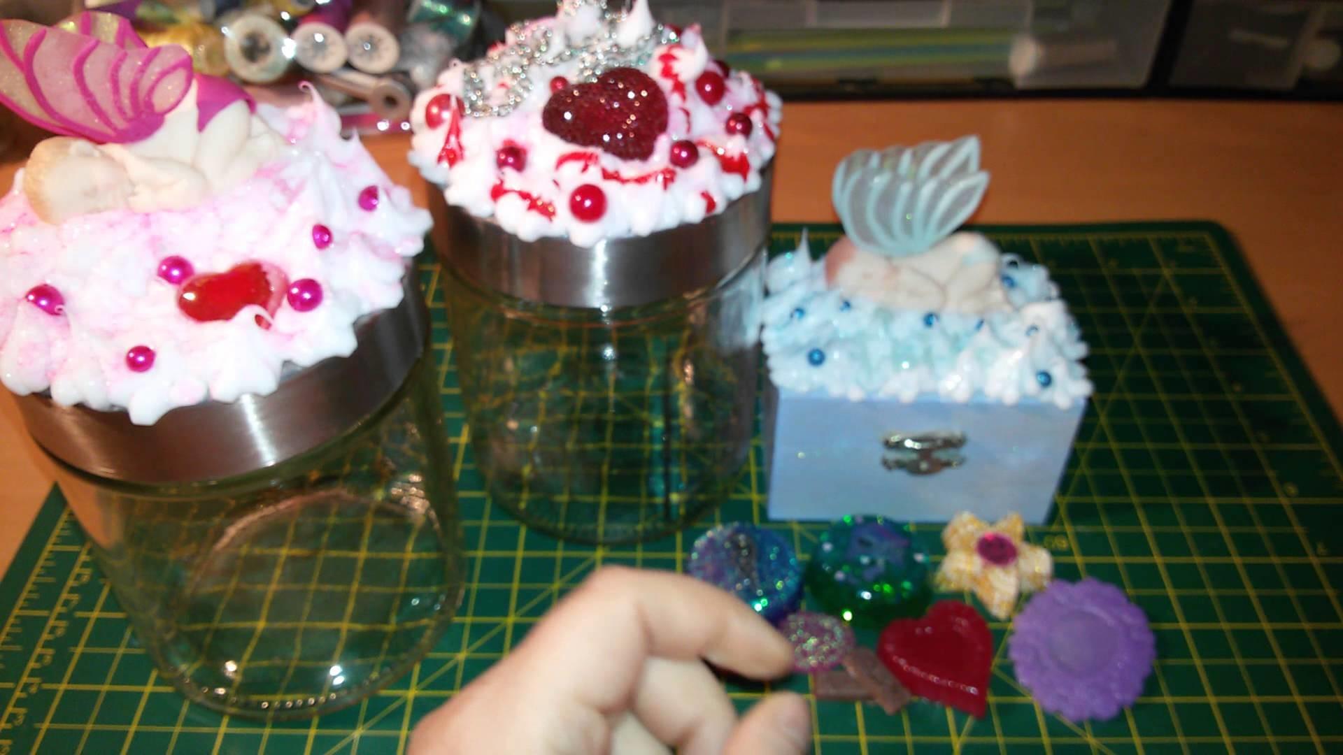 Craft Update: Weihnachtsgeschenke Resin & Fimo