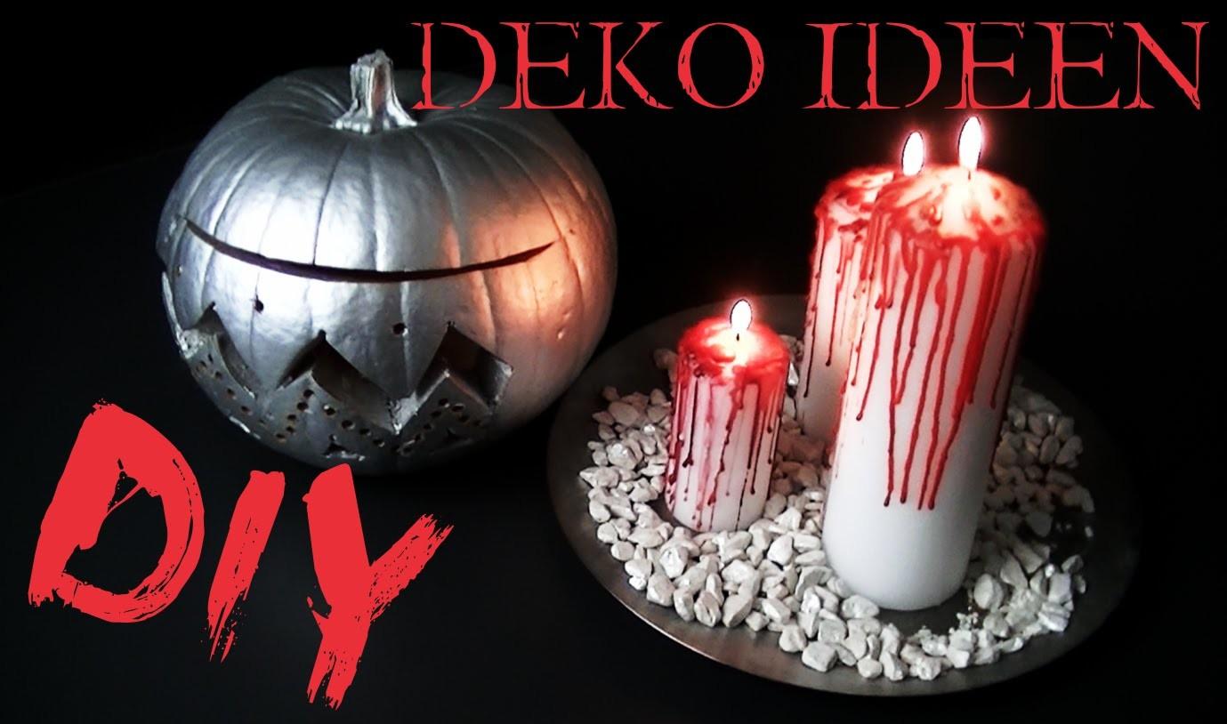 DIY Halloween - DEKO Ideen