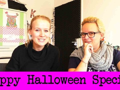 Happy Halloween!!! Halloween Special: Kathi testet Kunstblut Kapseln | Party Idee DIY