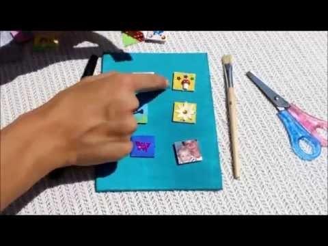 DIY Inchis. kleine Bilder selber basteln