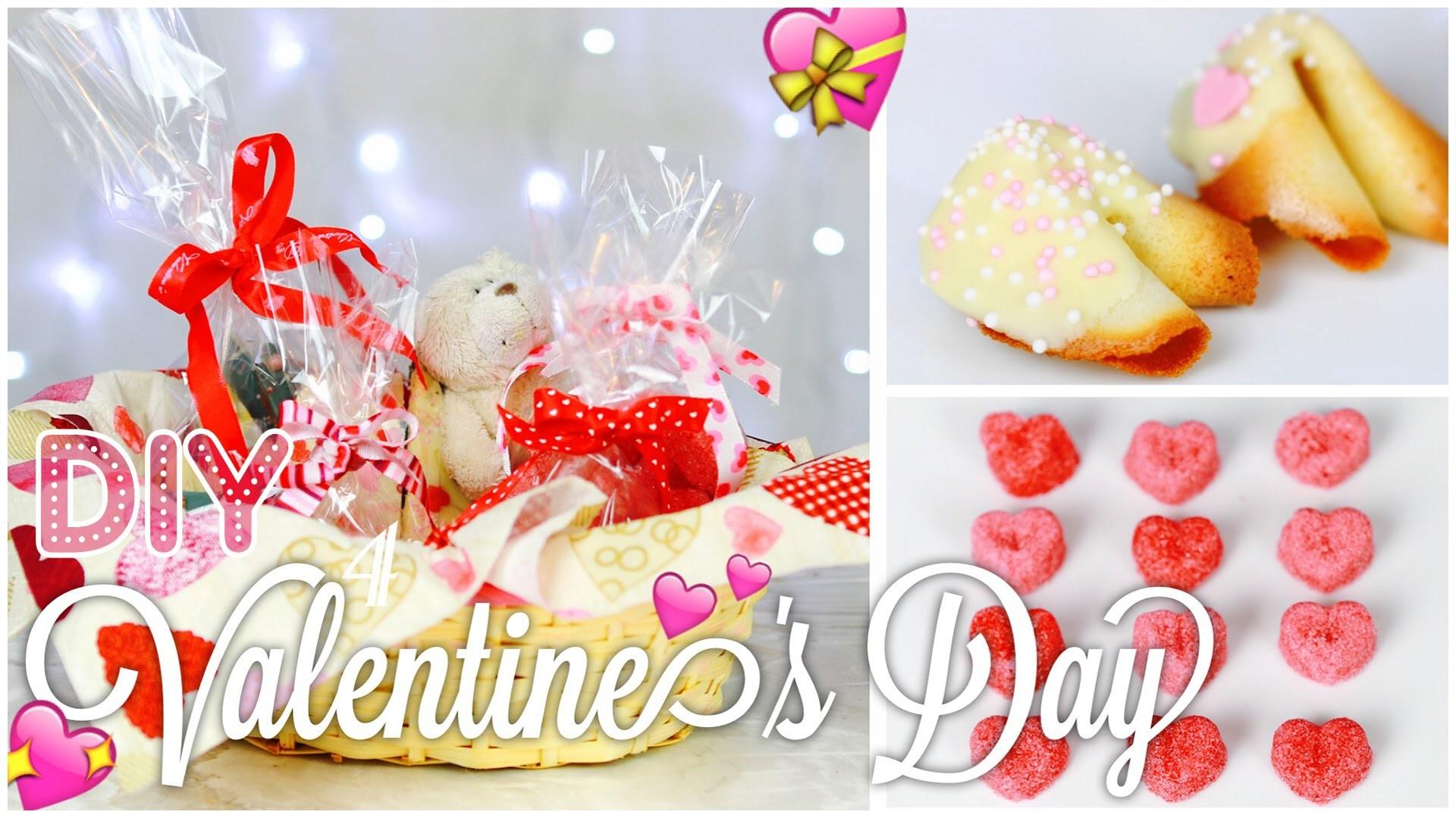 DIY Geschenkideen (nicht nur) zum Valentinstag! ❤ 2015