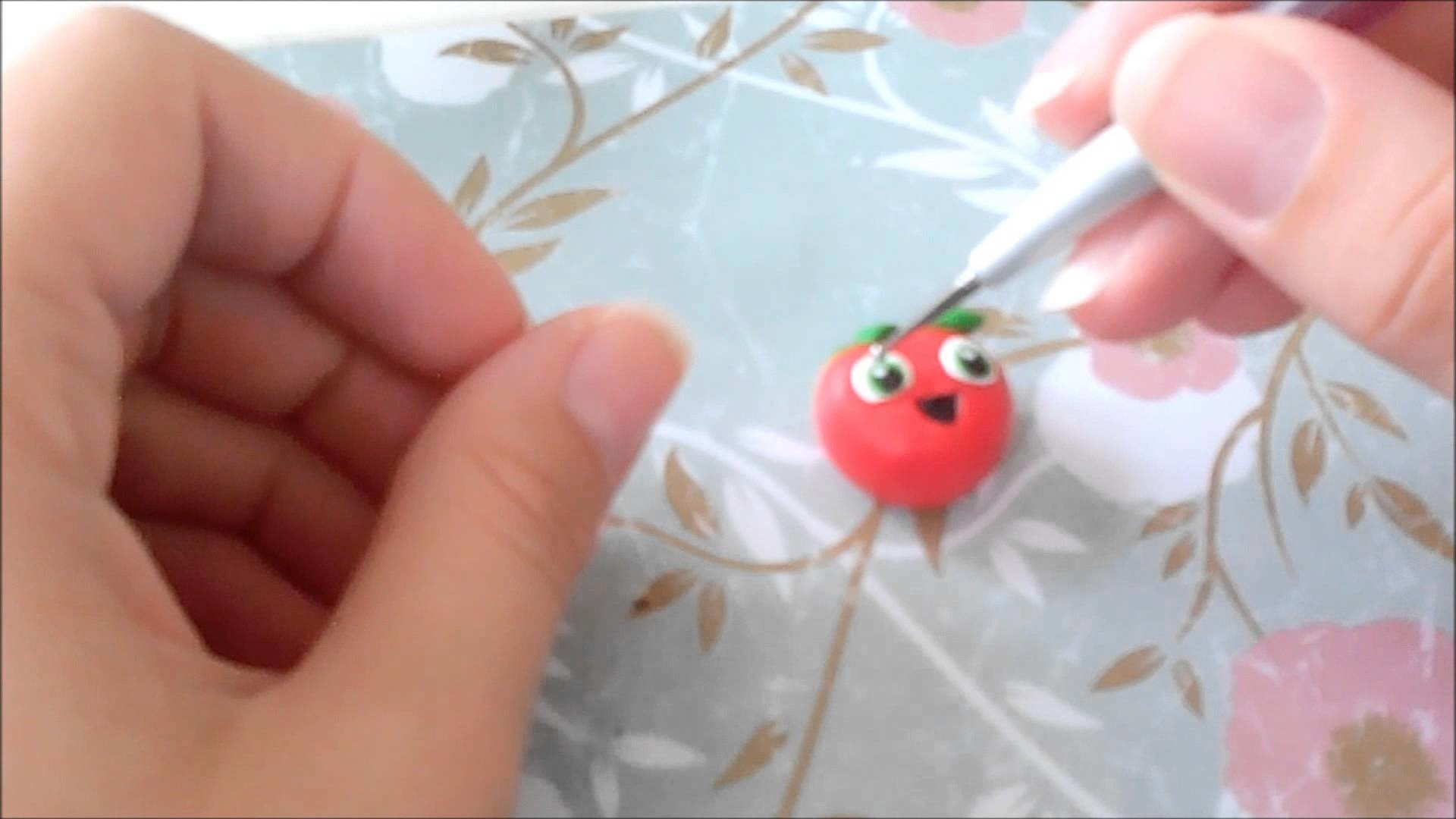 FIMO- Tutorial: Beerchen. Barry