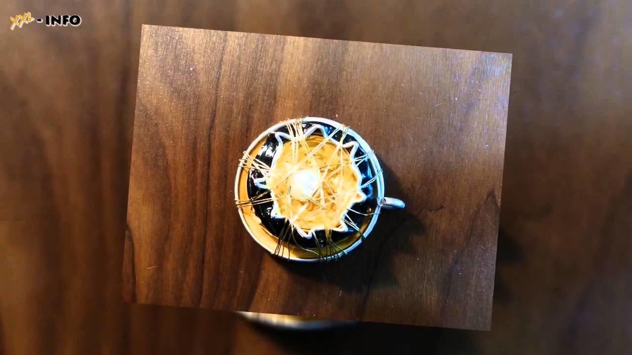 DIY Nespresso-Schmuck Teil 03 - selbst gemachter Schmuck aus alten Nespressokapseln