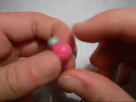 Fimo Tutorial Christbaumkugel