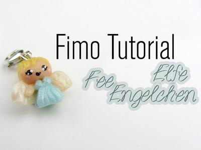 [Fimo Tutorial | Mittel bis Fortgeschritten] Kleine Elfe | Fee | Engelchen