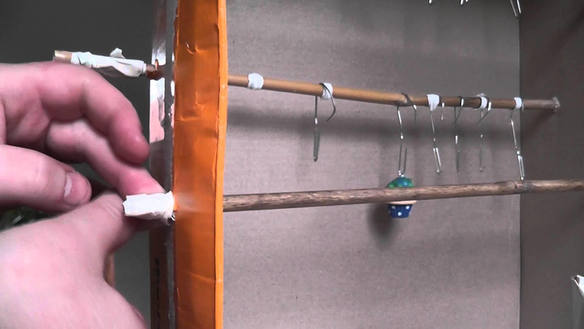 Tutorial: Fimo- Trockenständer