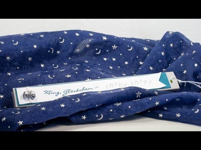 Tutorial: Lindt Stick-Ziehverpackung