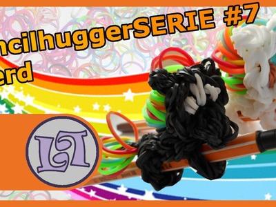 Rainbow Loom. Pferd Pencilhuggerserie #7 | Luna Looms | #OSTWINDGEWINNSPIEL