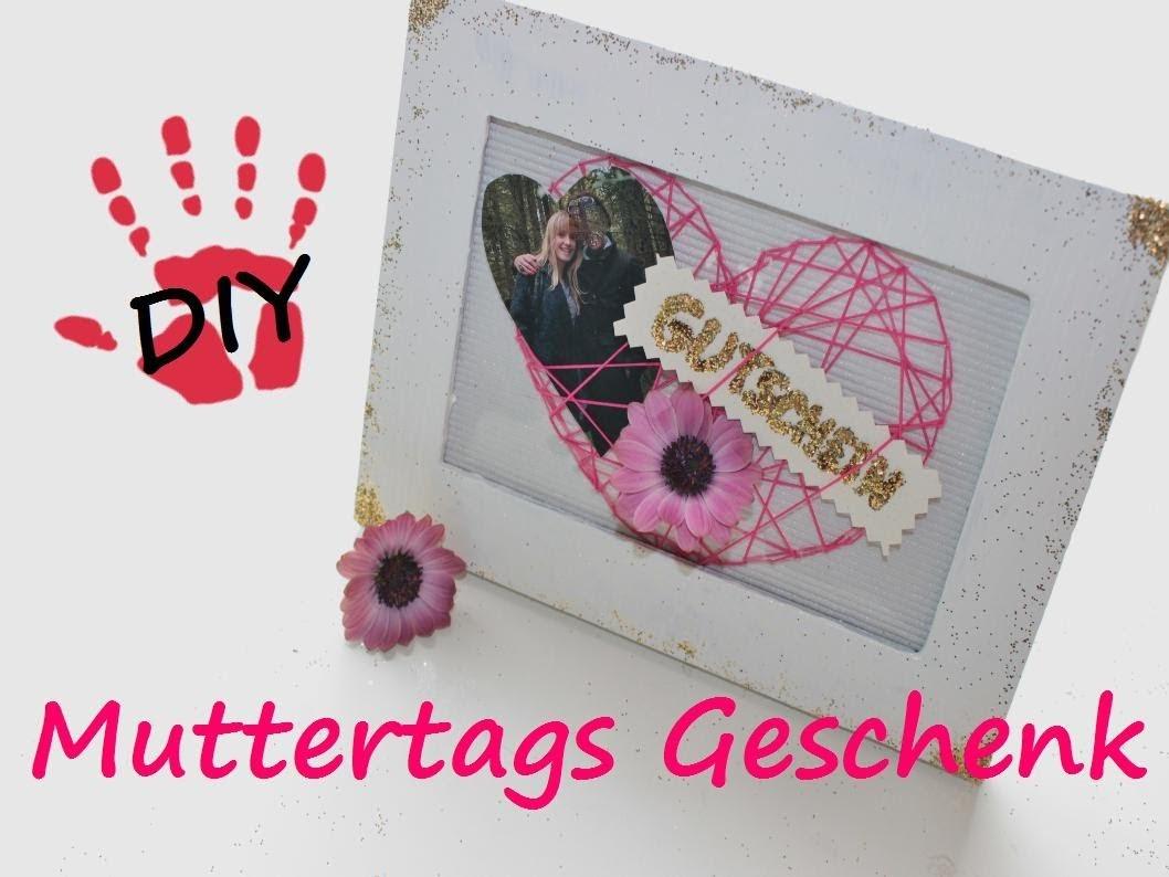 DIY- Geschenkidee für den Muttertag