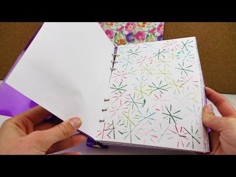 DIY Inspiration Challenge #36 Musterpapier DIY | Kathis Challenge | Tutorial - Do it yourself