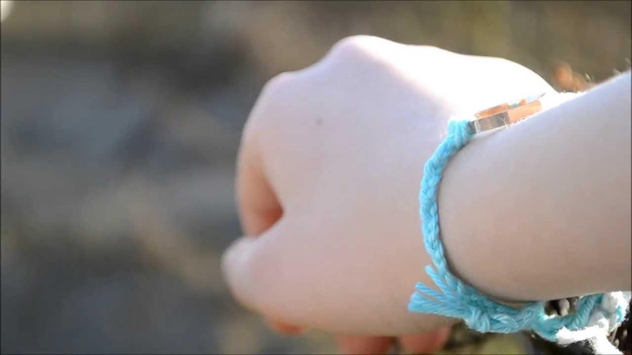 DIY ~ Armband aus einem Ring ♥