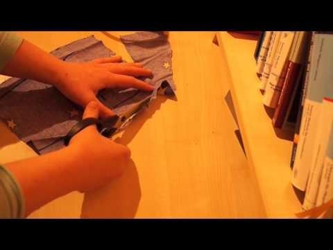 Steigbügel Socken DIY