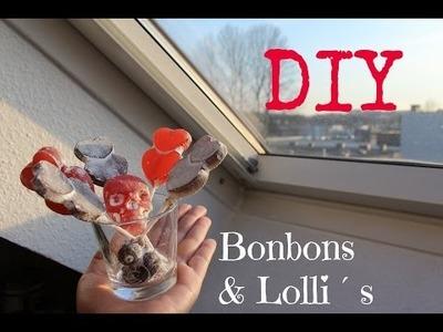 DIY - Bonbon`s & Lolli`s