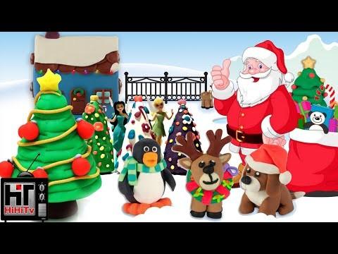 """Weihnachten 2015 DIY Disney deutsch """"CHRISTMAS toys"""" ► Weihnachten Disney deutsch 2015"""