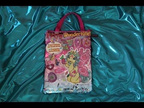 DaIsY´s DIY - Filly Tasche aus einer Wundertüte genäht