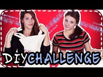 DIY-Challenge ✂ JUTEBEUTEL | Teil 2 | DoItTogether