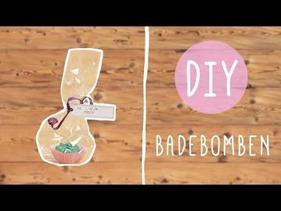 DIY mit Nina: Bunte Badebomben