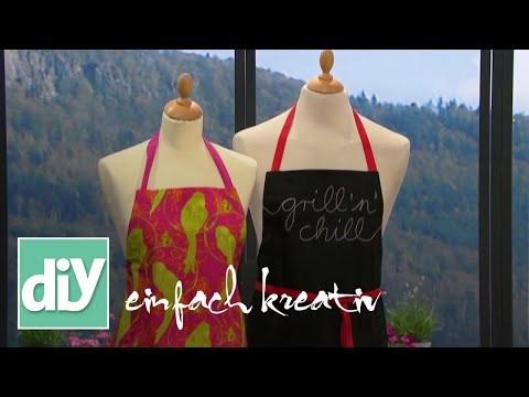 Grillschürzen | DIY einfach kreativ