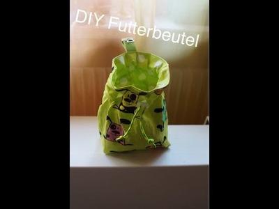 DIY Futterbeutel