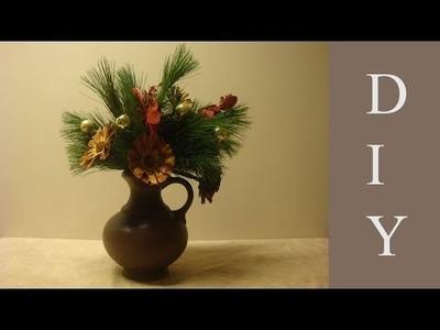 Christmas Decoration diy Weihnachtsbaumkugeln im Weihnachtsstrauß