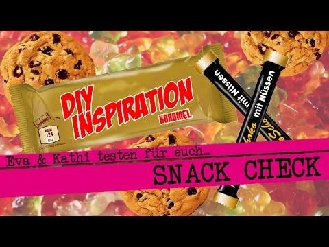 DIY Inspiration testet: hello Lindt Schokolade. Eva und Kathi testen Süßigkeiten. Knabbereien