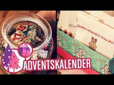 DIY | Last Minute Adventskalender