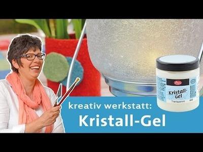 DIY - Lichtdurchlässige 3-D-Effekte für Gartenlampen und Windlichter