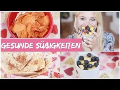 BIKINI BODY ohne DIÄT I DIY Süßigkeiten für ZUHAUSE und SCHWIMMBAD I CHIPS, CINNIMINIS, BROWNIES