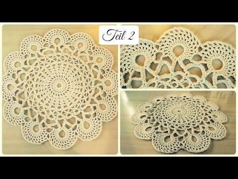 Häkelteppich aus Baumwollseil #2 * DIY * Crochet Rug [eng sub]