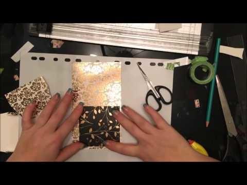 DIY Filofax Pocket.Aufbewahrung #3