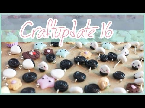 CRAFT UPDATE #16 | Jewellery & Charms
