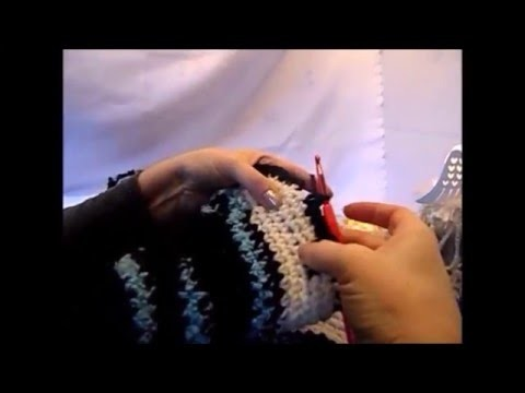DIY:keka tolles,einfaches MUSTER  häkeln, Tasche - einfache ANLEITUNG;Anfänger