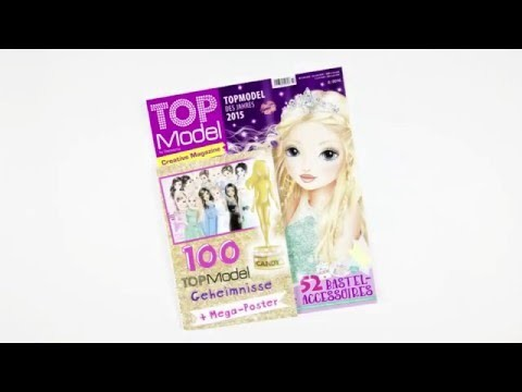 TOPModel Creative Magazine Februar 2016 – DIY Create your Bommel