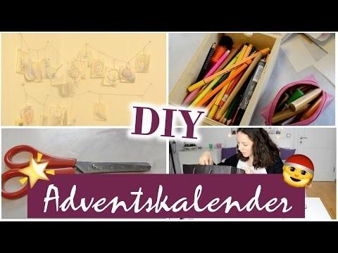 ADVENTSKALENDER | Geschenkideen, Füllideen , DIY | ♥ANNA KAISER♥
