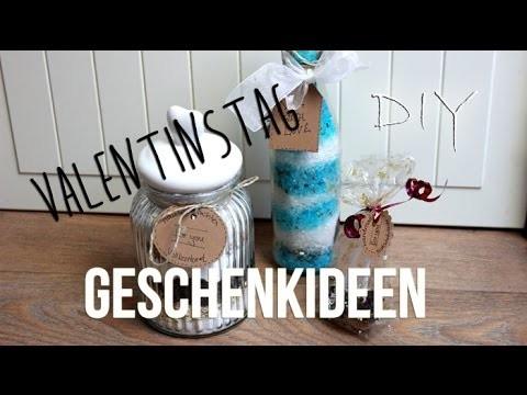 DIY Geschenkideen Valentinstag +VERLOSUNG #ValentineSpecial