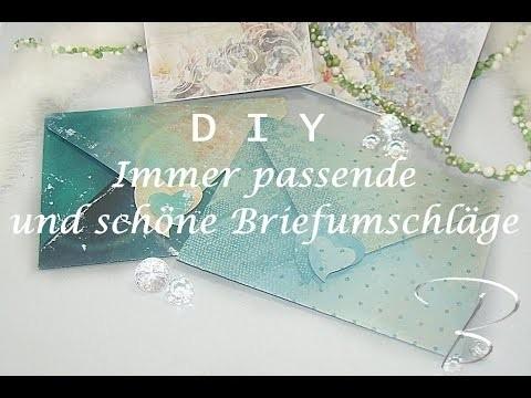 DIY: Immer passende und schöne Briefumschläge mit dem Joy!Crafts Envelope Board