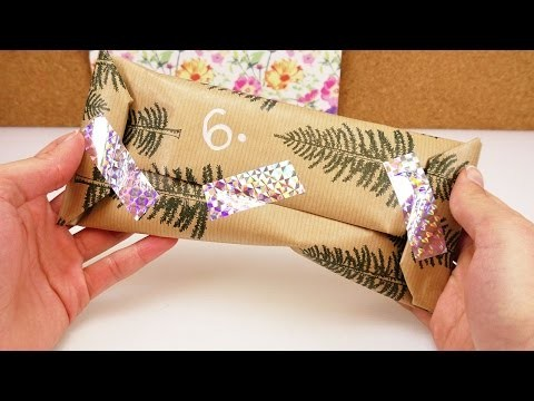 DIY Inspiration Adventskalender 6. Türchen | Evas & Kathis Adventskalender 2015 | DIY Geschenke