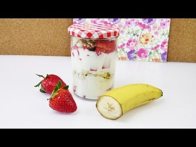 DIY Inspiration Challenge #40 Snacks für unterwegs | Kathis Challenge | Tutorial - Do it yourself