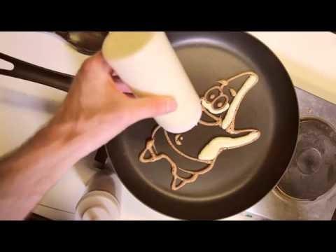 DIY - Patrick Pfannkuchen zum Selbstmachen