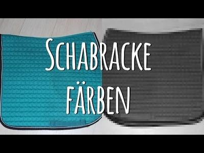 [DIY] Schabracke färben