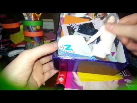 Violetta DIY : Violetta (ATC)Karten machen