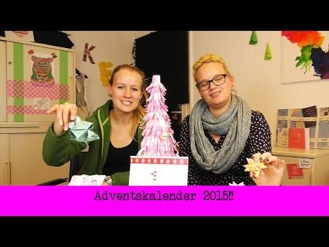 Ankündigung! DIY Inspiration Adventskalender 2015 | Evas & Kathis Adventskalender | DIY Geschenke
