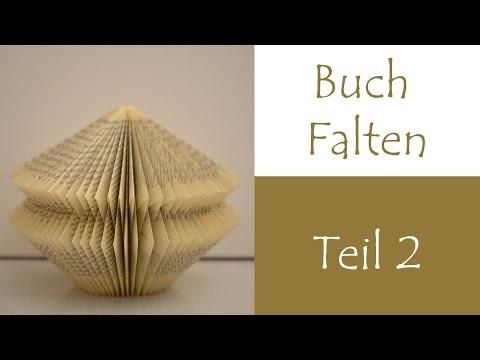 DIY Buch falten (Teil 2) _ DE