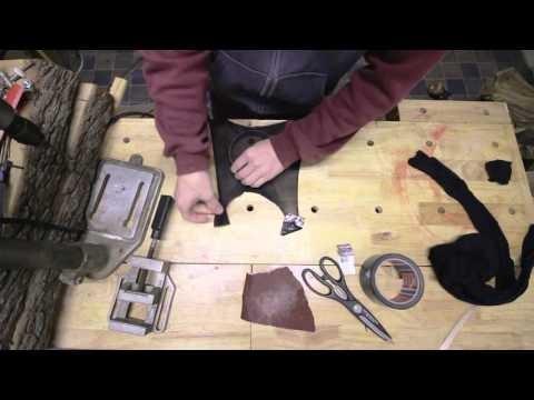 Popschutz selber bauen - DIY Tutorial - Nico Weise