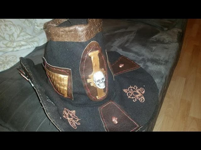 How to build your own Witchhunter Hat
