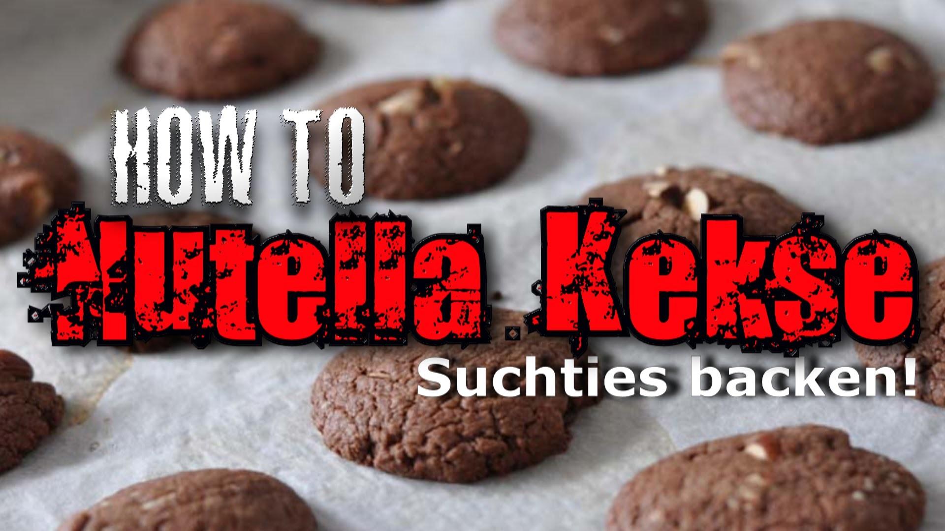 How to Nutella Kekse & Tipps für Erfolg auf Youtube!
