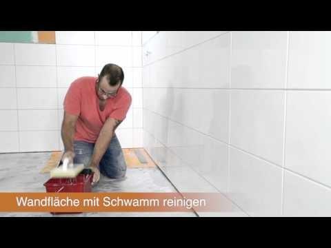 DIY Handbuch Fliese Boden 06 verfugen 1080p