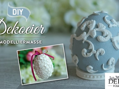 DIY Osterdeko basteln: edle Deko-Ostereier selber machen | Deko Kitchen